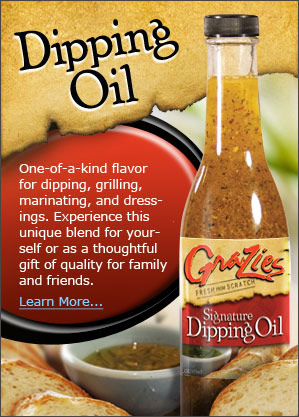 Grazies Dipping Oil
