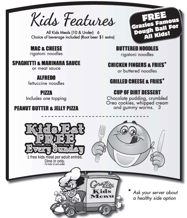 Kids Features